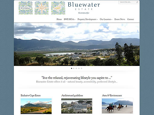Bluewaterestate.co.za
