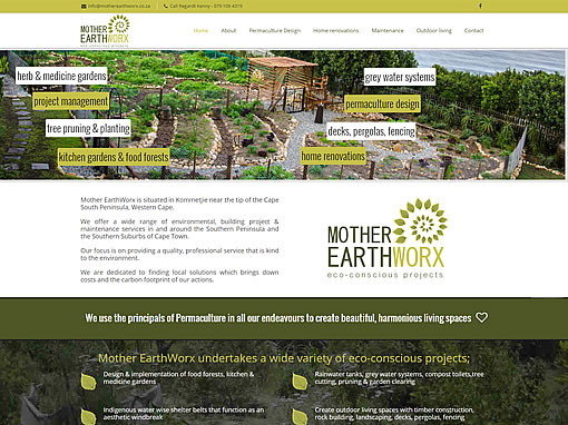 Motherearthworx.co.za